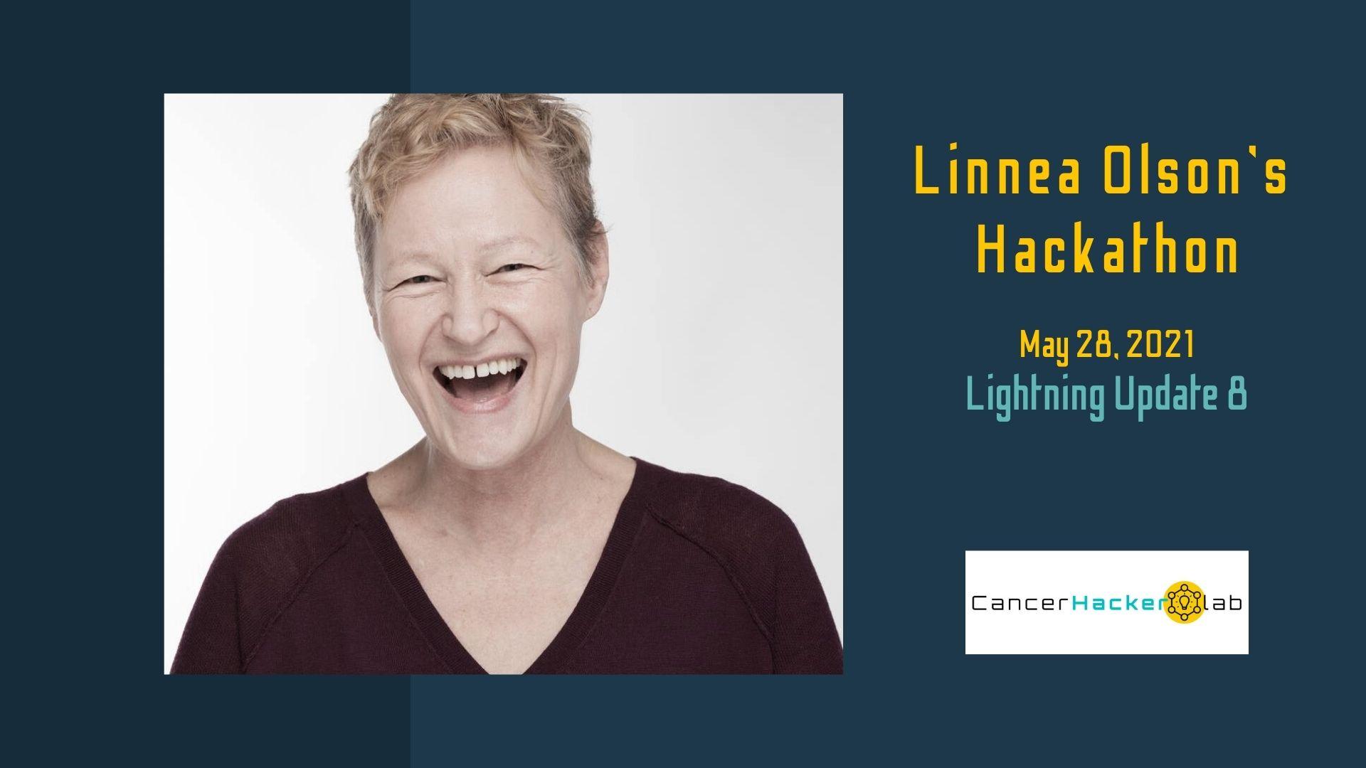 Linnea Video Update 8 Title Slide