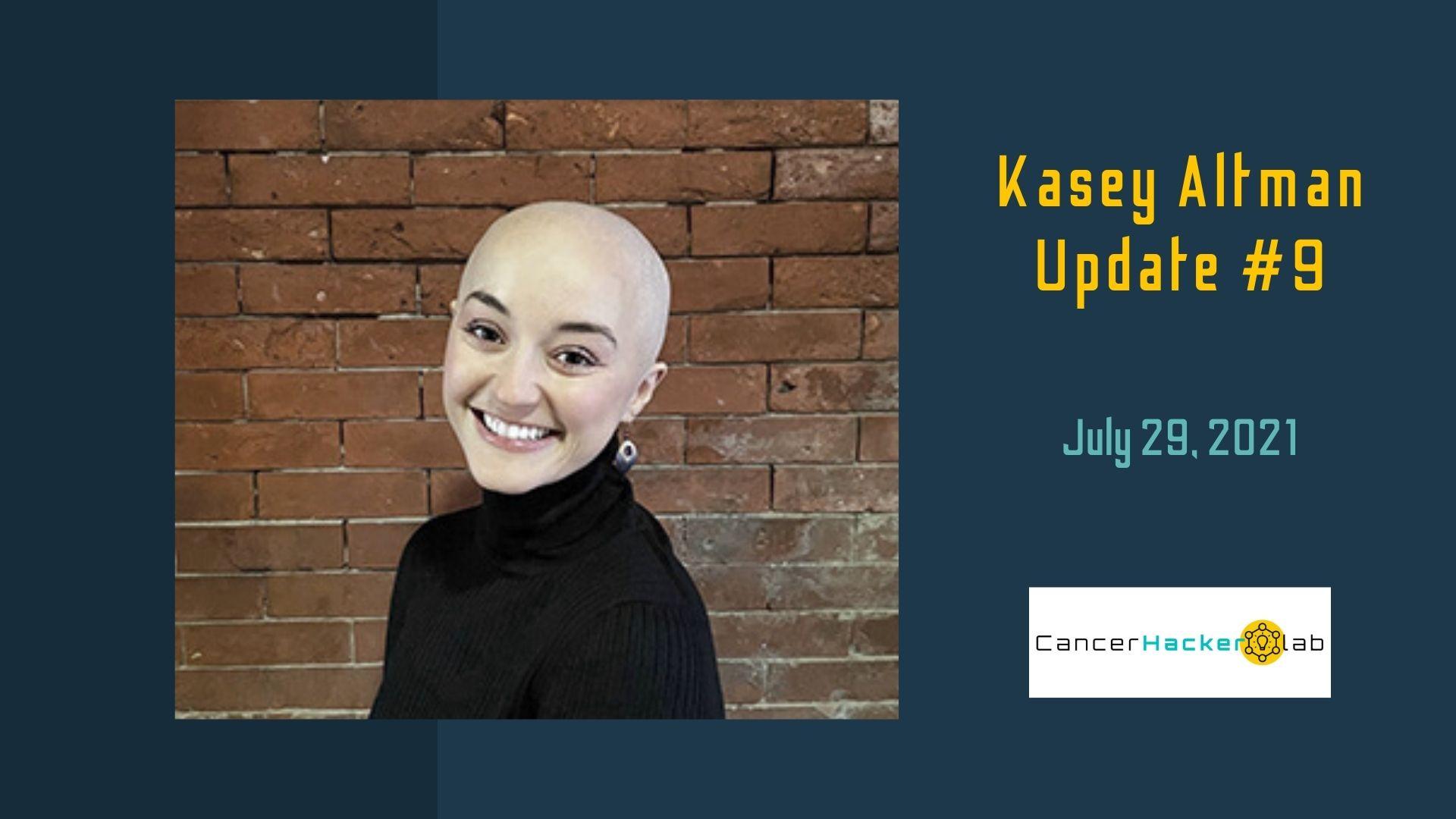 Kasey Altman Update 9